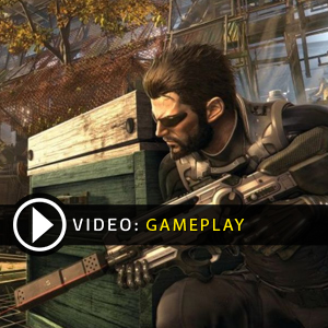 Deus Ex Mankind Divided PS4 Gameplay Video