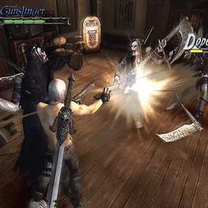 Swordmaster and Gunslinger