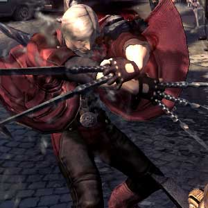 Devil May Cry 4 Attack
