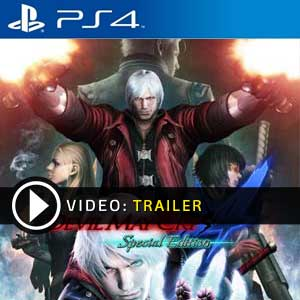 Devil May Cry 4 Special Edition PS4 Prices Digital or Box Edition