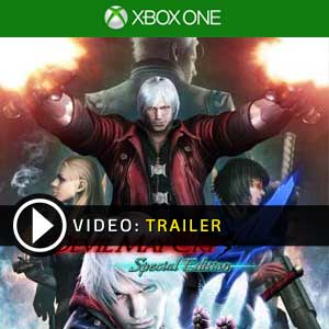 Devil May Cry 4 Special Edition Xbox one Prices Digital or Box Edition