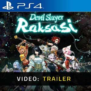 Devil Slayer Raksasi PS4 Video Trailer