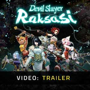 Devil Slayer Raksasi Video Trailer
