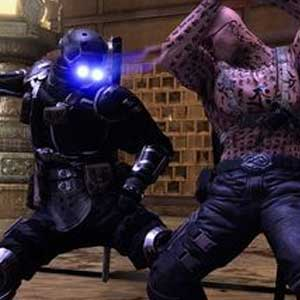 Devils Third Nintendo Wii U Fight