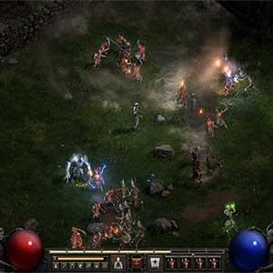Diablo 2 Resurrected Characters