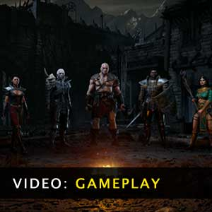 Diablo 2 Resurrected Gameplay Video