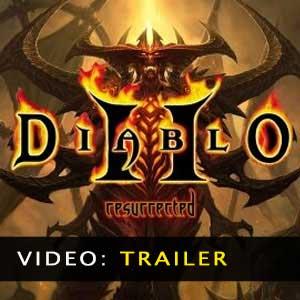 Diablo 2 Resurrected Trailer Video