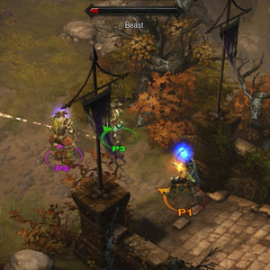 Diablo 3 Environment