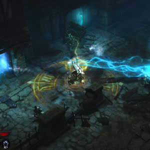 Diablo 3 Reaper of Souls - Walking Corpse