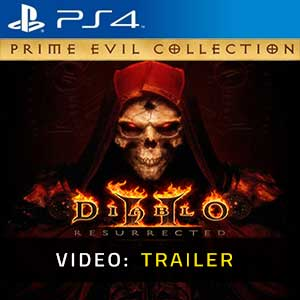 Diablo Prime Evil Collection PS4 Video Trailer