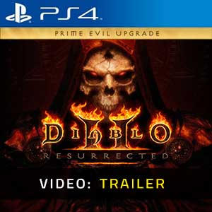 Diablo Prime Evil Upgrade PS4 Video Trailer