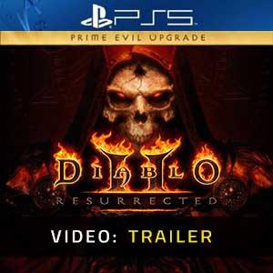 Diablo Prime Evil Upgrade PS5 Video Trailer