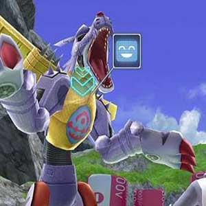 Takuto and Shiki with Digimons