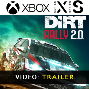 DiRT Rally 2.0 PS4 Video Trailer