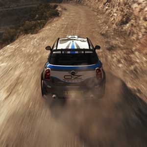 Dirt Rally PS4 Split Time