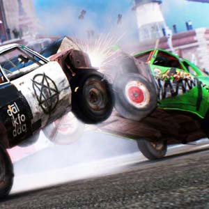 Dirt Showdown - Crash