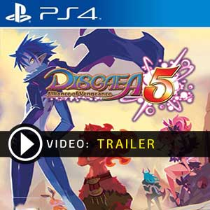 Disgaea 5 Alliance of Vengeance PS4 Prices Digital or Box Edition