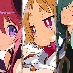 Disgaea 5 Complete Characters