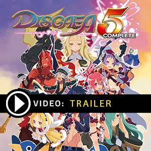 Disgaea 5 Complete Digital Download Price Comparison