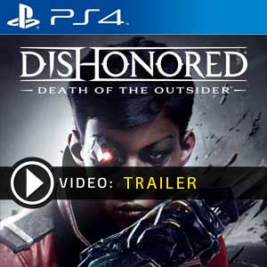 Dishonored Death of the Outsider PS4 Prices Digital or Box Edition