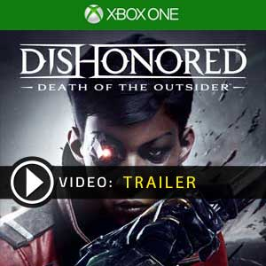 Dishonored Death of the Outsider Xbox One Prices Digital or Box Edition