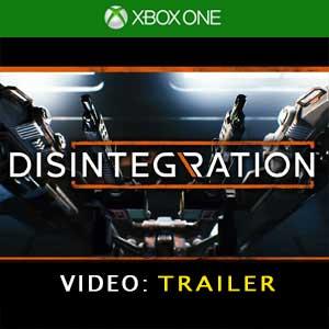 Disintegration Video Trailer