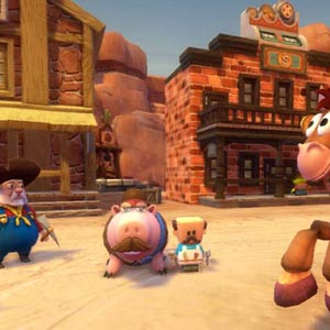 Disney Pixar Toy Story 3 The Video Game Characters