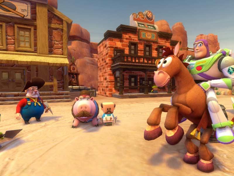 Disney Toy 3 Games : Disney pixar toy story the video game digital download