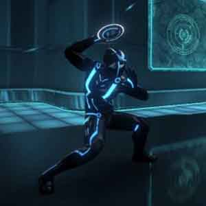 Disney TRON Evolution - Fight Scene