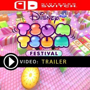 Disney Tsum Tsum Festival Nintendo Switch Prices Digital or Box Edition