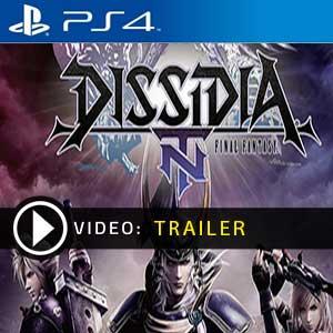 Dissidia Final Fantasy NT PS4 Prices Digital or Box Edition