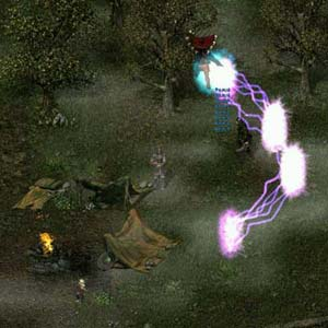 Divine Divinity - Lightning Spell