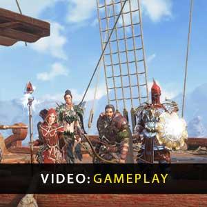 Divinity Original Sin 2 video gameplay