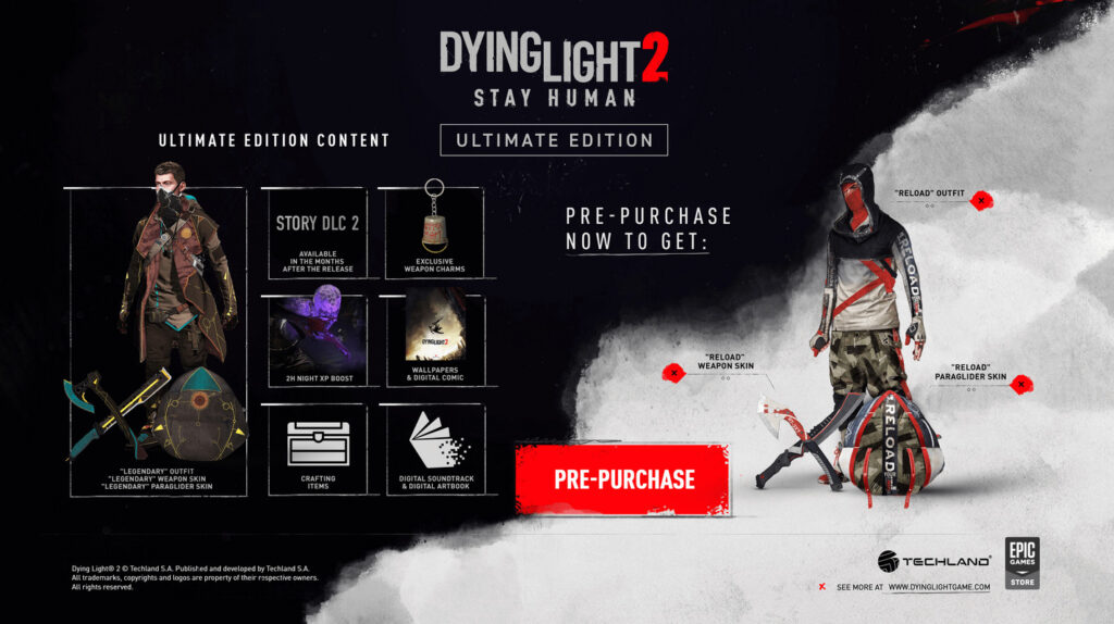 Dying Light 2 Stay Human Ultimate Edition