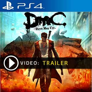 DmC Devil May Cry PS4 Prices Digital or Box Edition