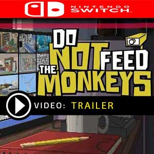 Do not Feed the Monkeys Nintendo Switch Prices Digital or Box Edition