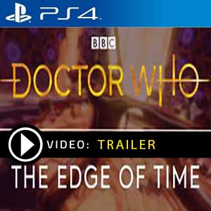 Doctor Who The Edge of Time PS4 Prices Digital or Box Edition
