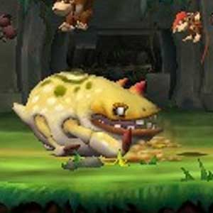Donkey Kong Country Returns Nintendo 3DS Enemy