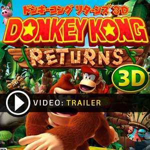 Donkey Kong Country Returns Nintendo 3DS Prices Digital or Box Edition