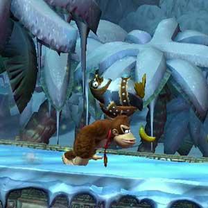 Donkey Kong Country Tropical Freeze Nintendo Wii U Walking