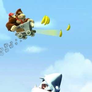 Donkey Kong Country Tropical Freeze Nintendo Wii U Collecting Kong Pow