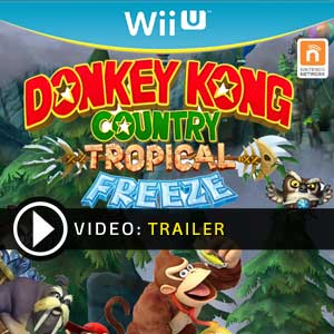 Donkey Kong Country Tropical Freeze Nintendo Wii U Prices Digital or Physical Edition