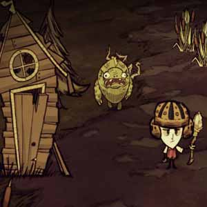 Dont Starve - Sea Monster
