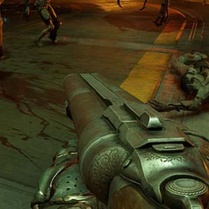 DOOM 4 PS4 - Weapon