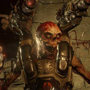 DOOM 4 PS4 - Enemy