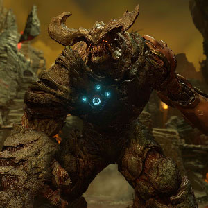 DOOM 4 Gameplay Image