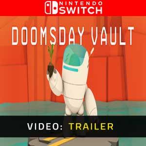 Doomsday Vault Nintendo Switch Trailer Video