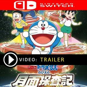 Doraemon Nobita no Getsumen Tansaki Nintendo Switch Prices Digital or Box Edition