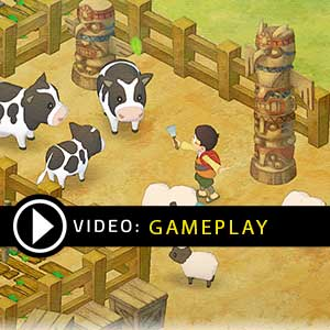 Doraemon Story of Seasons Gameplay Video