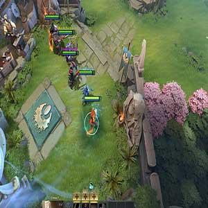 Dota 2 - Attack